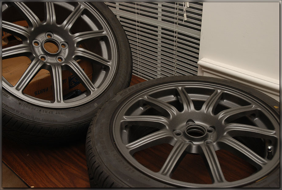 Who Has Painted Their Stock Wheels Other Than Black Clublexus Lexus Forum Discussion
